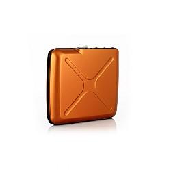 Ögon Designs Code Wallet Orange