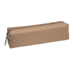 Bombata Classic Taupe Pen Pouch