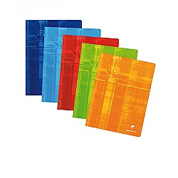 Clairefontaine Classic Staplebound Notebook A4 - Seyes Paper