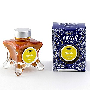 Diamine  Inkvent Gold Star Ink Bottle