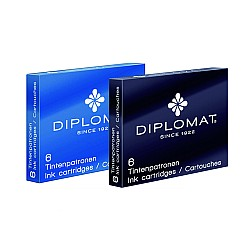 Diplomat Ink - Ink Cartridges(2 colors)