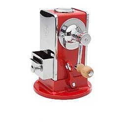 El Casco Shiny Chrome & Red Sharpener