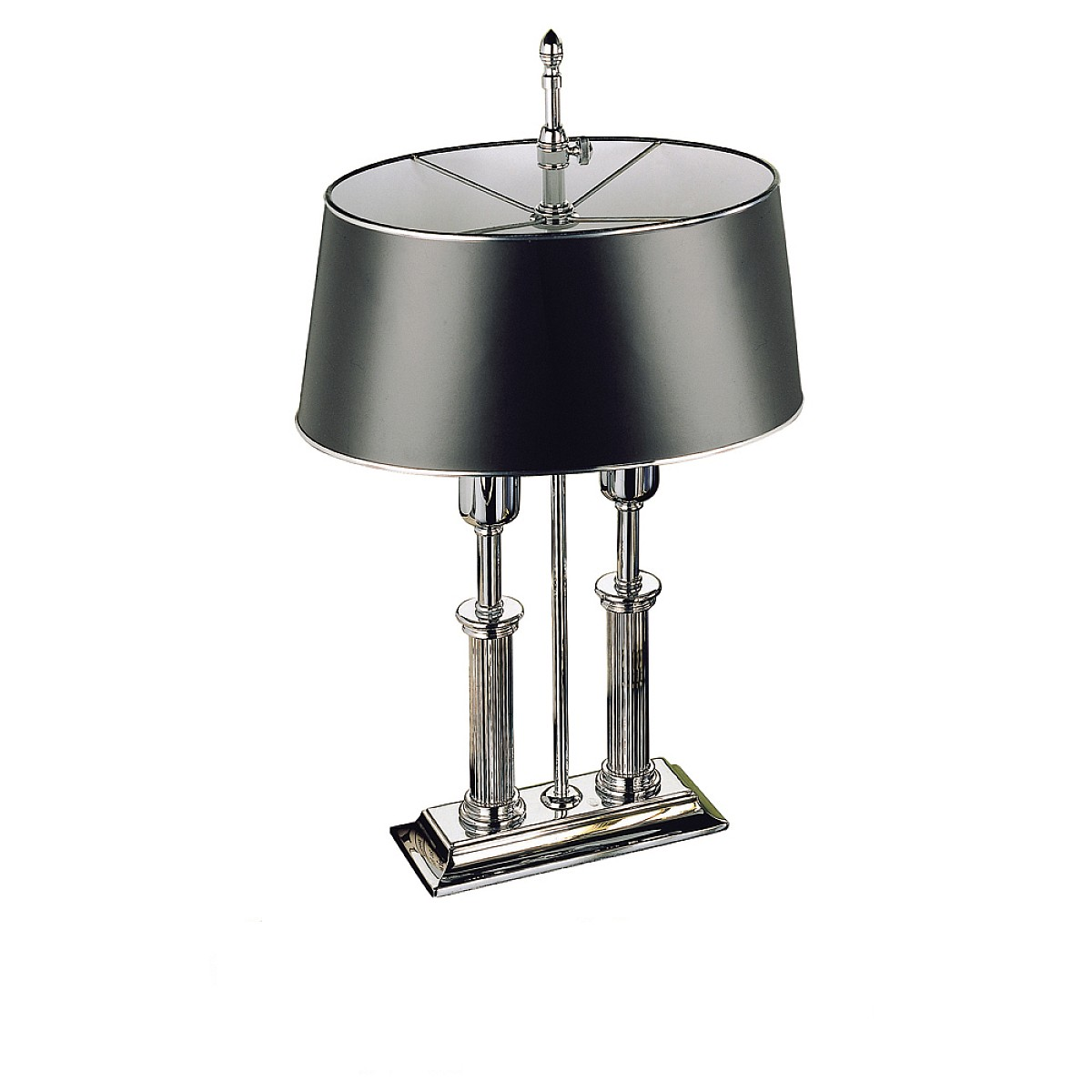 Within 7 Business Days El Casco Shiny Chrome Desk Lamp