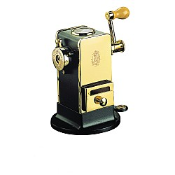 El Casco Gold & Black Sharpener