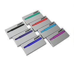 Lamy Ink - Ink Cartridges (7 colors)