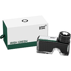 Montblanc Ink Bottle Irish Green