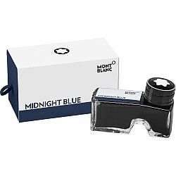 Montblanc Ink Bottle Midnight Blue