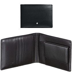 Montblanc Meisterstück Removable Pocket Wallet (4 credit cards)