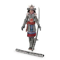Montegrappa Samurai Sterling Silver Fountain pen