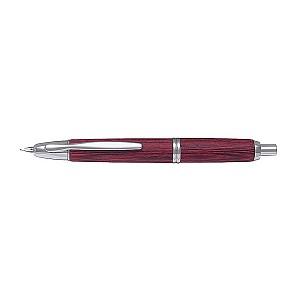 Pilot Capless Birch Wood Red CT Fountain pen