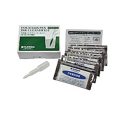 Platinum Ink Cleaning set for European Fountain pens