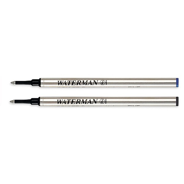 Waterman Rollerball Refill (2 colors)